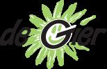 De Gier Bloemen Logo