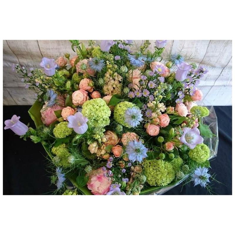 Moederdag boeket bloemen